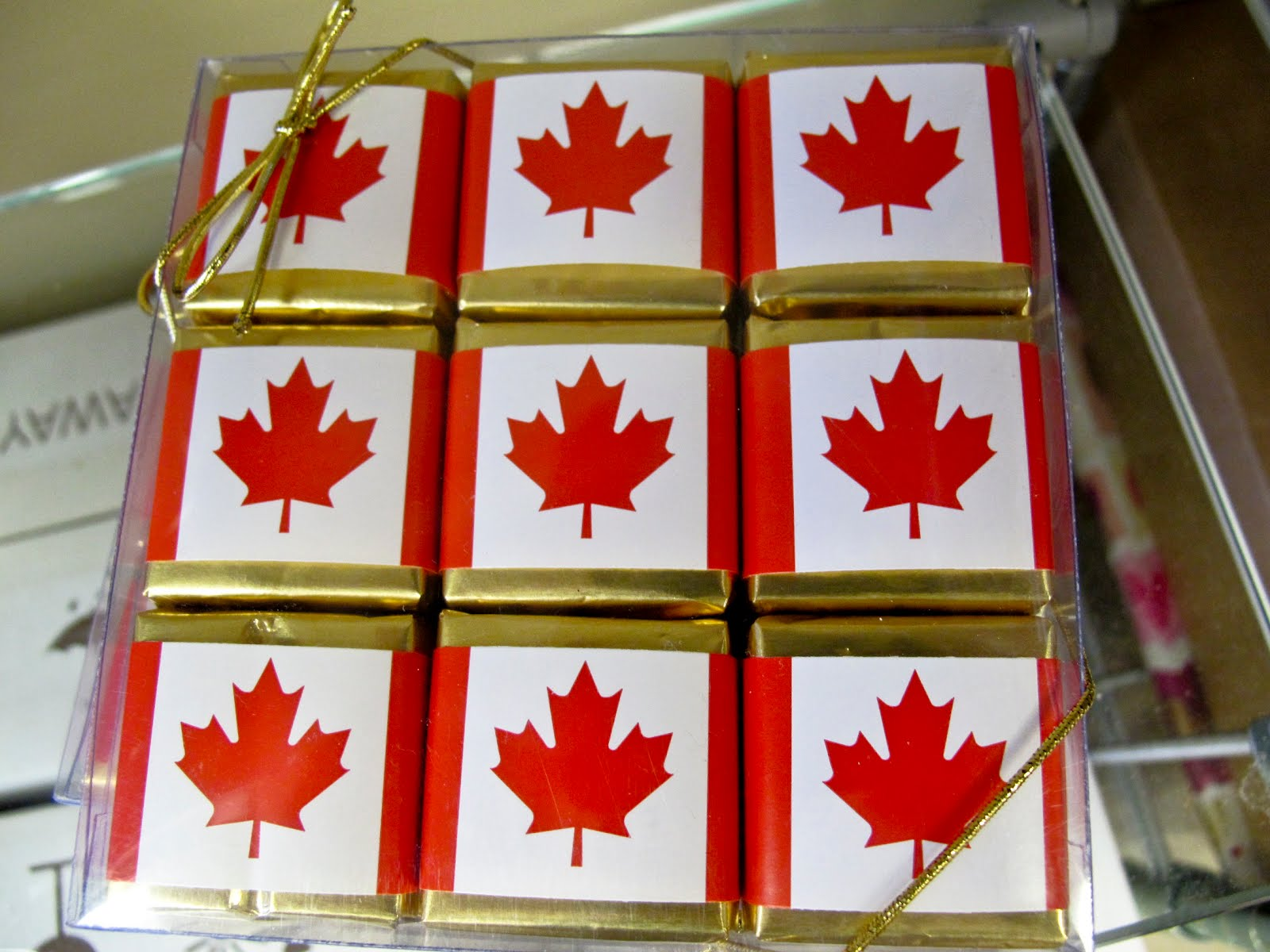 Chocolates in Canada – Our Travel Notebook
