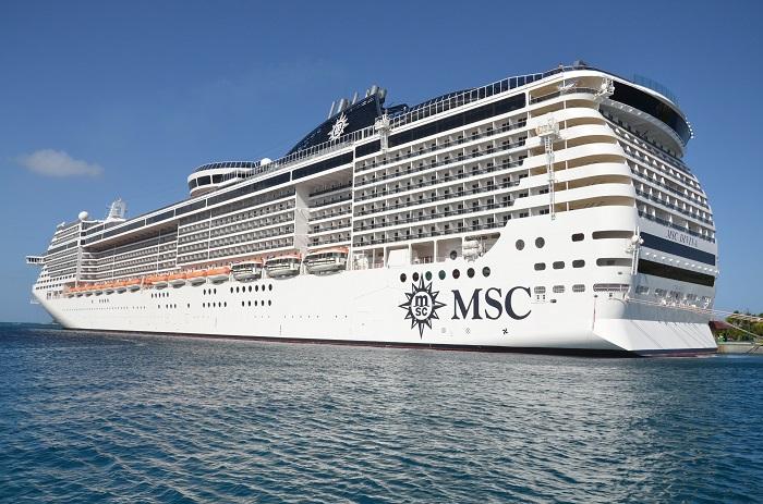 Msc Divina Cruise Caribbean Looks  Punchaoscom
